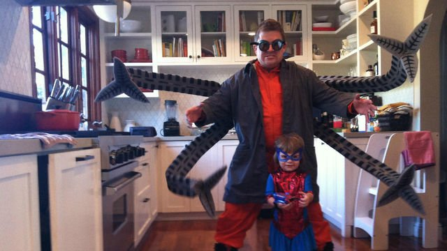 Patton Oswalt as Doctor Octopus