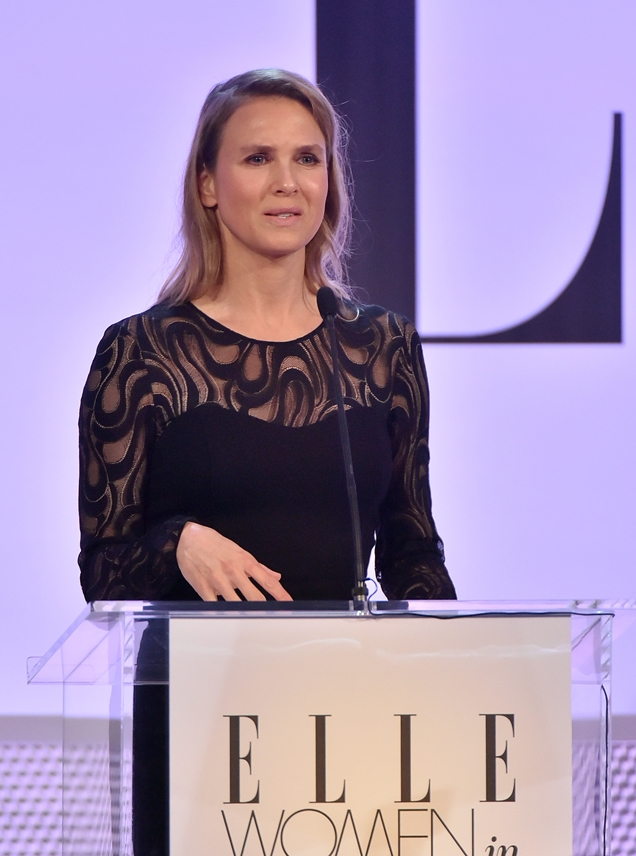 ELLE's 21st Annual Women In Hollywood Celebration - Show
