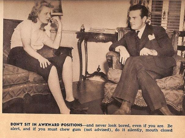 Sexist Dating Tips From 1938 (3)
