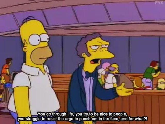 Simpsons Quote (13)