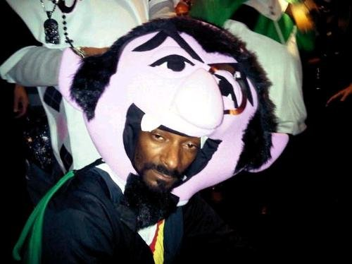 Snoop Dogg as The Count