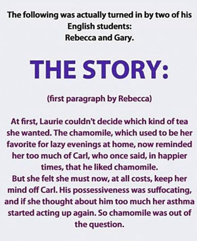 Tandem Storytelling (2)