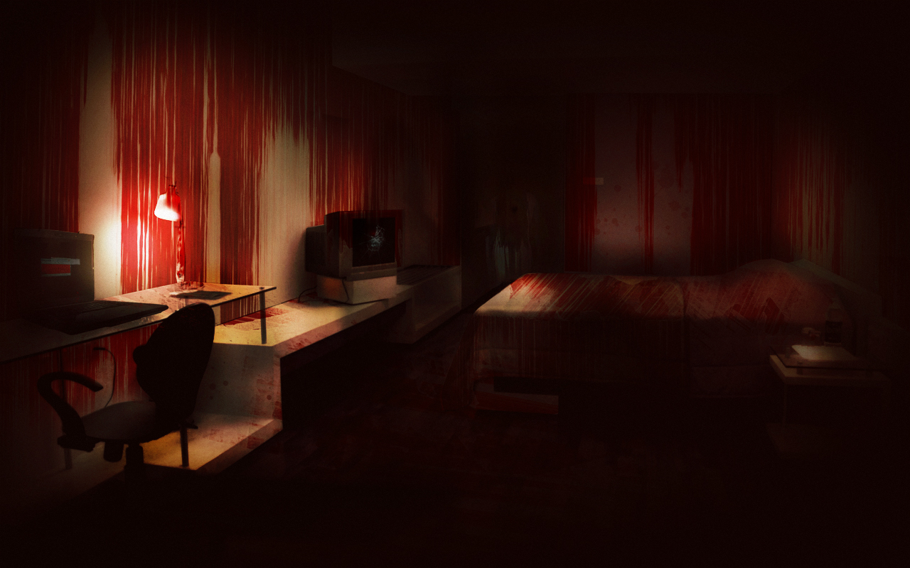 The Red Room Curse