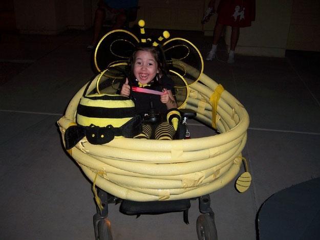 Wheelchair Halloween Costume (11)