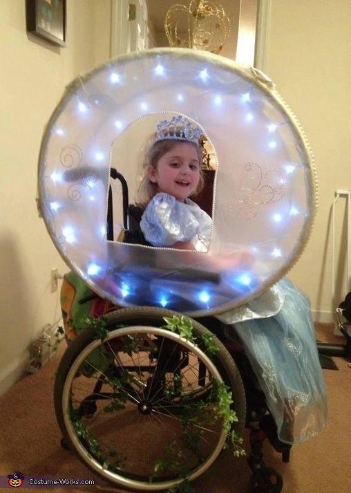 Wheelchair Halloween Costume (15)