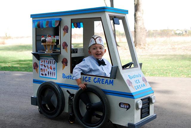 Wheelchair Halloween Costume (17)
