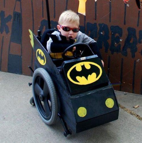 Wheelchair Halloween Costume (19)