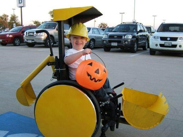 Wheelchair Halloween Costume (5)