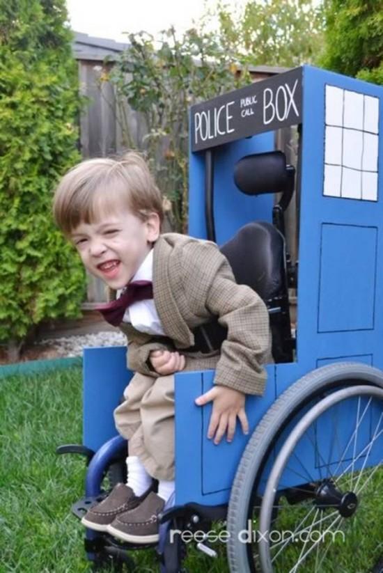 Wheelchair Halloween Costume (6)