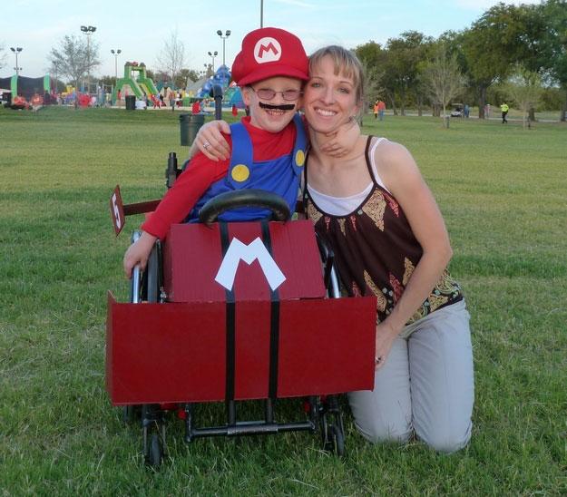 Wheelchair Halloween Costume (8)
