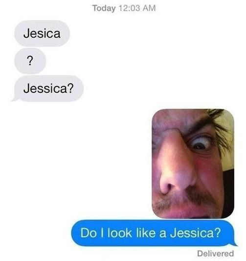 Wrong Number Texts (23)