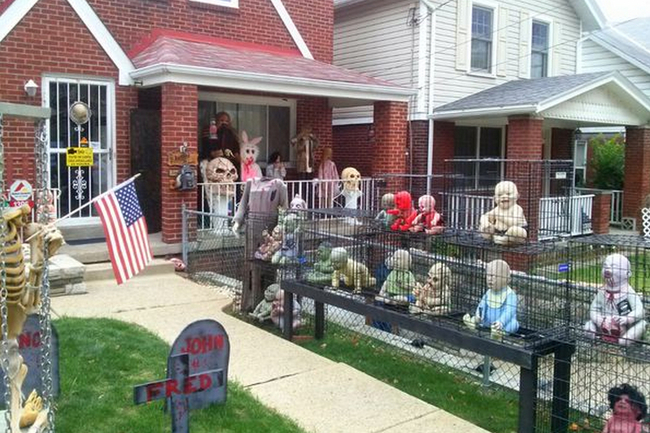 Zombie Babies Halloween Decor