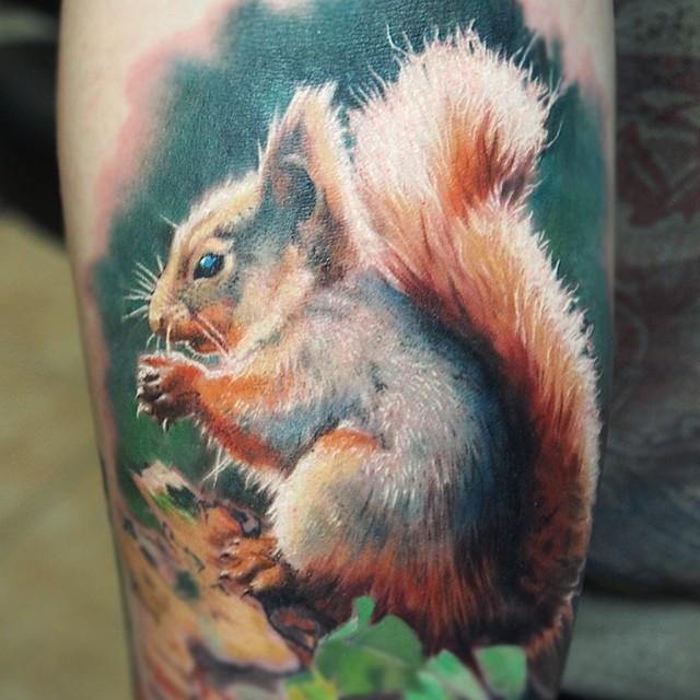 Hyperrealistic Tattoo 10