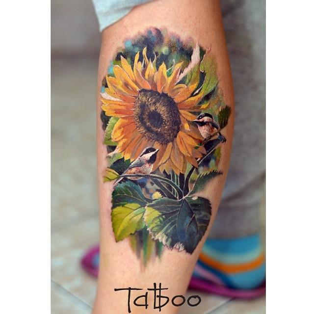 Hyperrealistic Tattoo 12