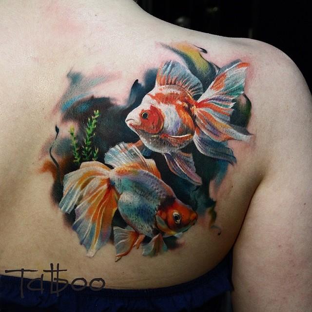 Hyperrealistic Tattoo 15