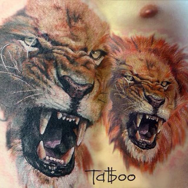 Hyperrealistic Tattoo 23