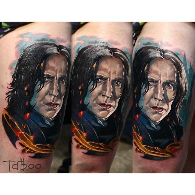 Hyperrealistic Tattoo 3
