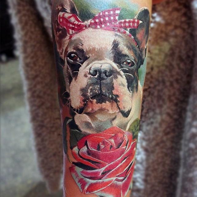 Hyperrealistic Tattoo 5