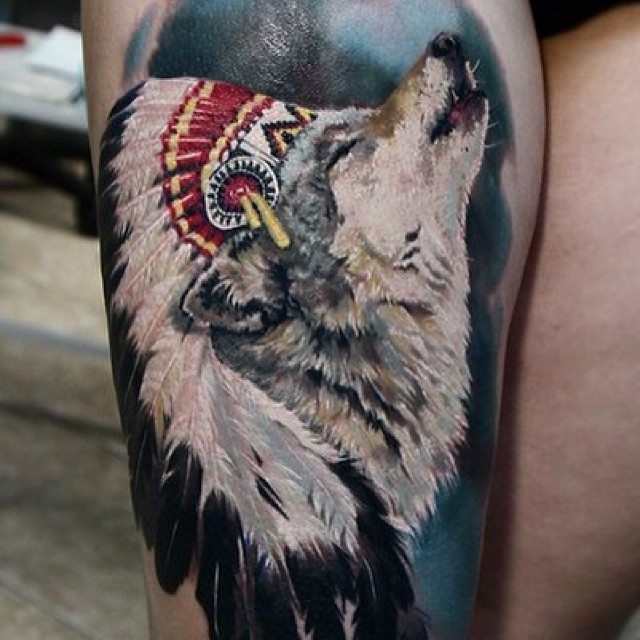 Hyperrealistic Tattoo 6