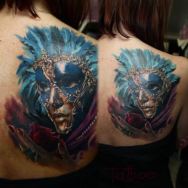 Hyperrealistic Tattoo 7