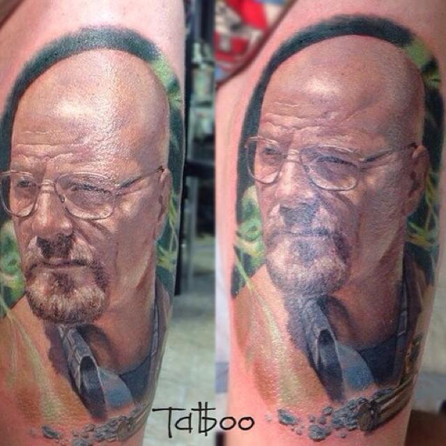 Hyperrealistic Tattoo 9