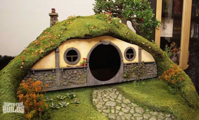 Lord of the Rings Cat Litter Box 10