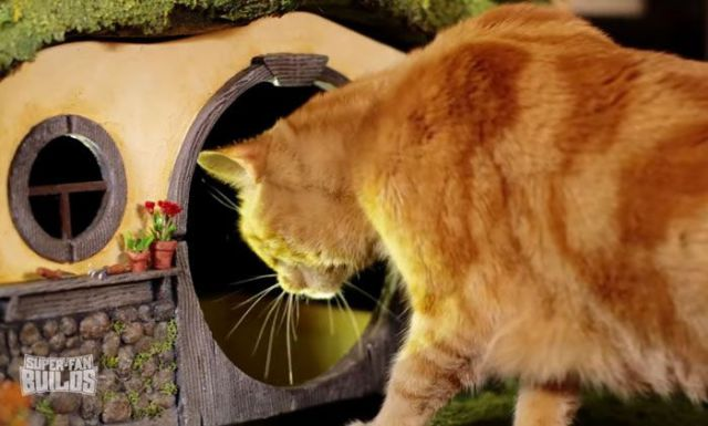 Lord of the Rings Cat Litter Box 11