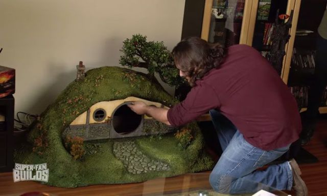 Lord of the Rings Cat Litter Box 5