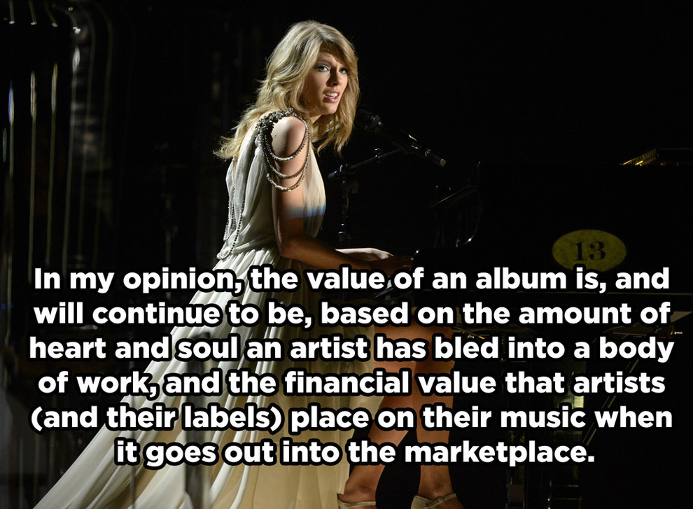 Taylor Swift Quote 12