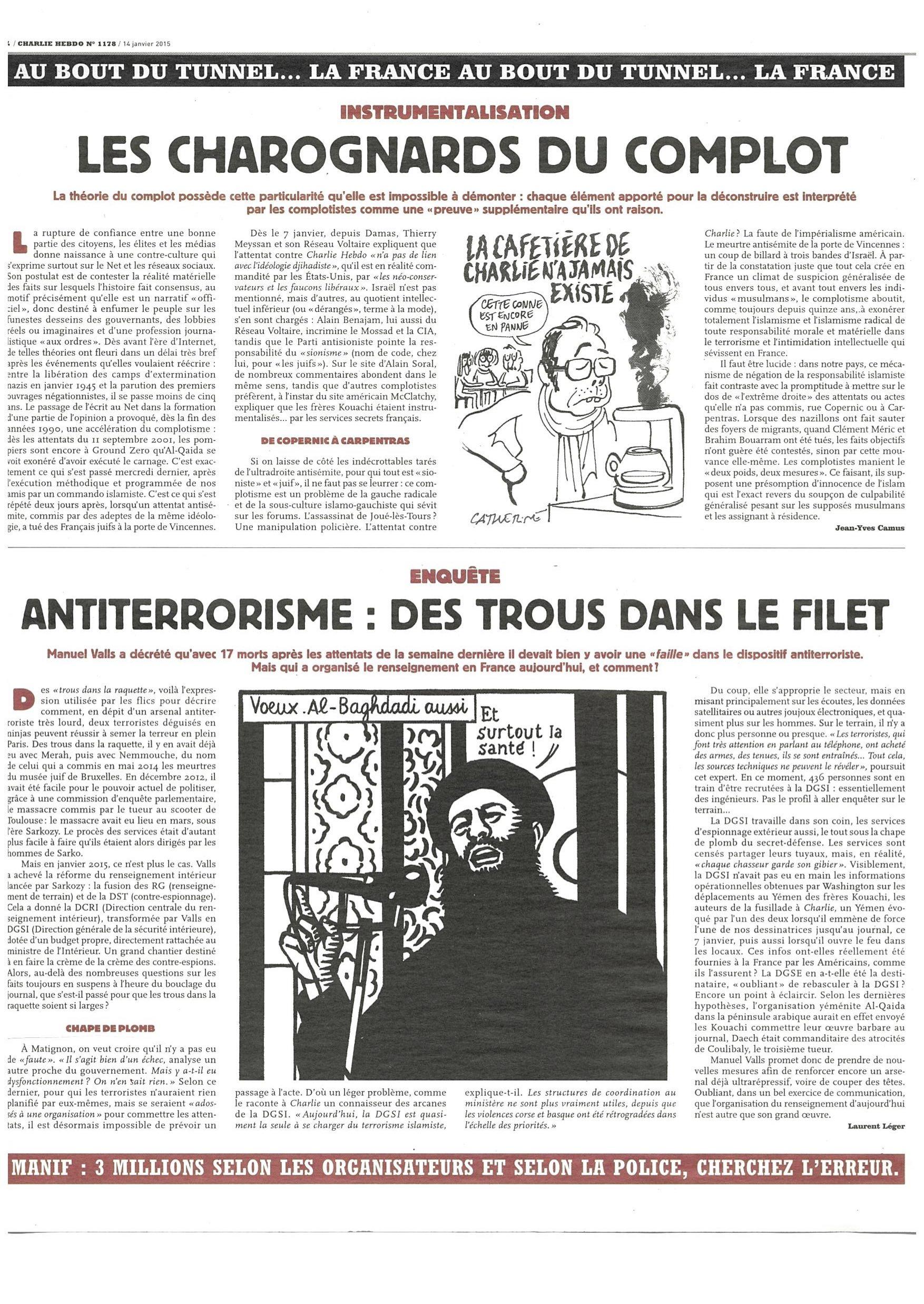 Charlie Hebdo #1178 Page 4