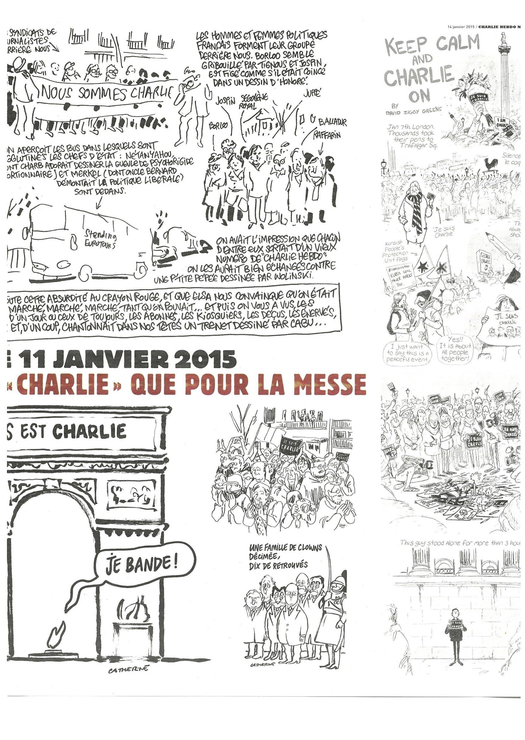 Charlie Hebdo #1178 Page 9