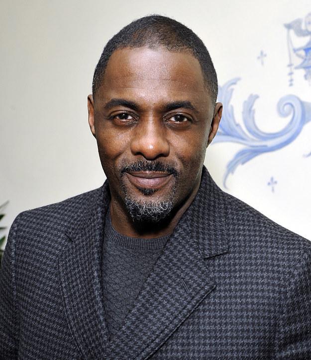 Idris Elba Without Beard
