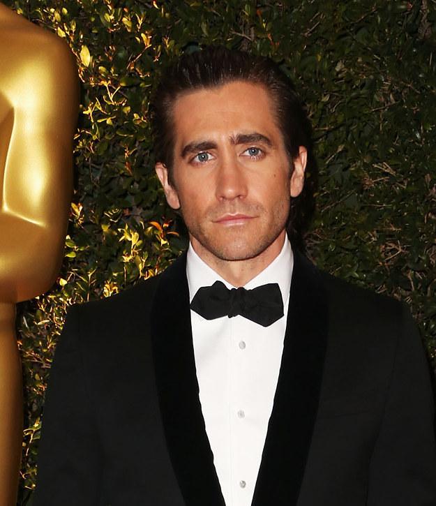 Jake Gyllenhaal Without Beard