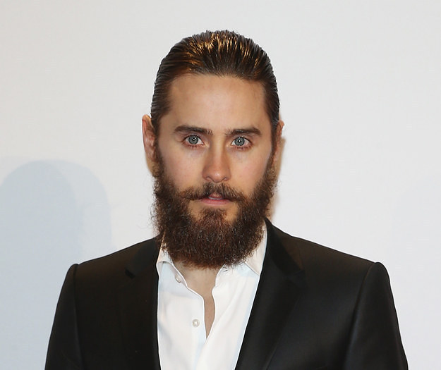 Jared Leto With Beard