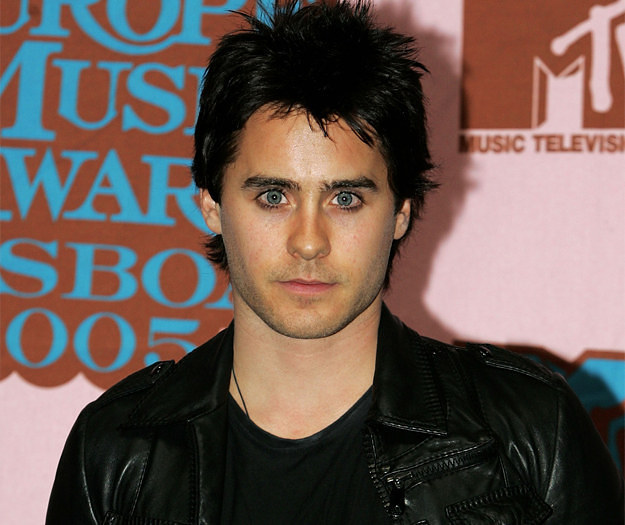 Jared Leto Without Beard
