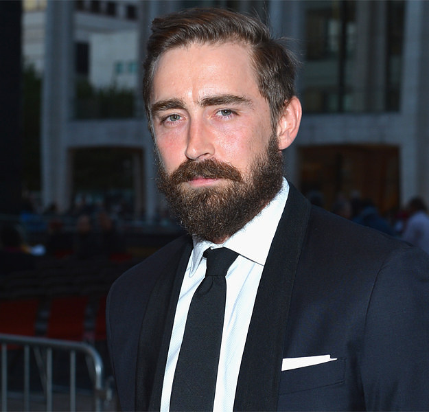Lee Pace With Beard