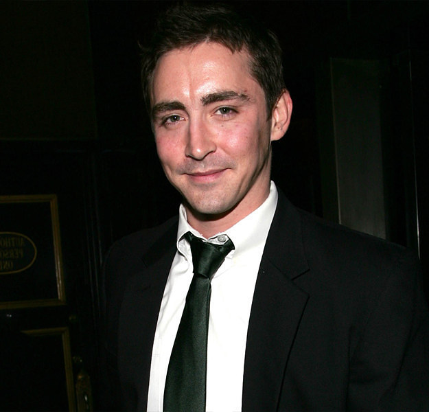 Lee Pace Without Beard