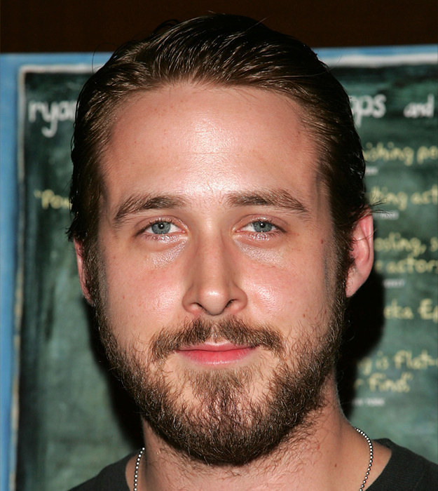 Ryan Gosling With Beard