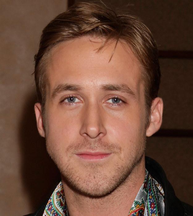 Ryan Gosling Without Beard