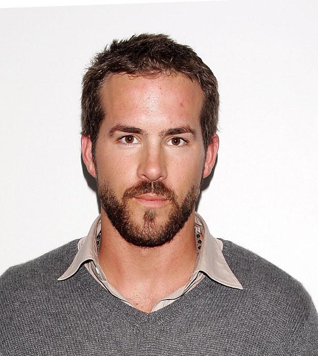 Ryan Reynolds With Beard