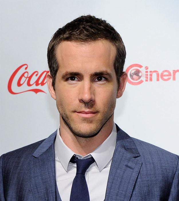 Ryan Reynolds Without Beard