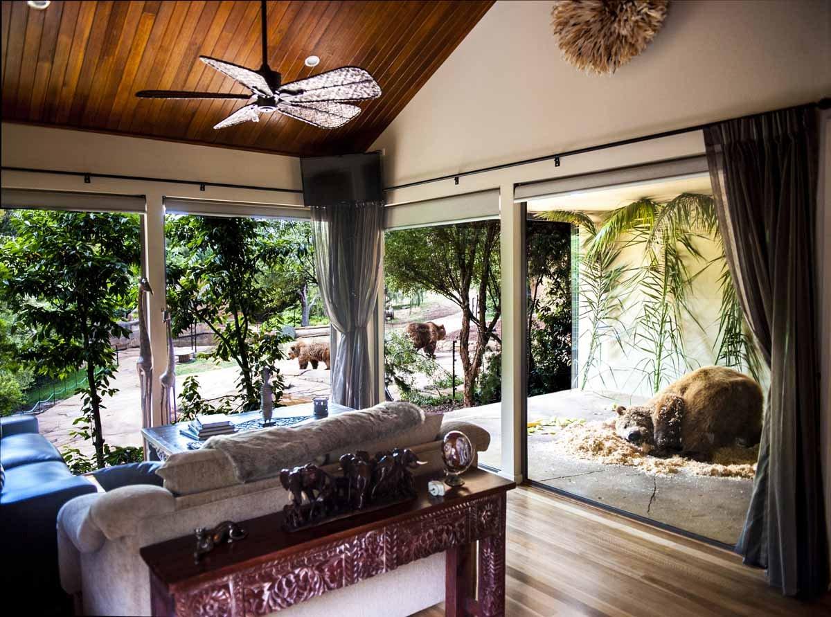Jamala Wildlife Lodge Jungle Bungalow