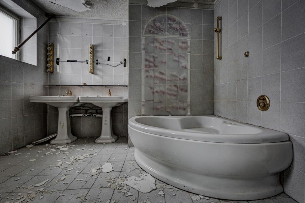 Abandoned Hotel 2