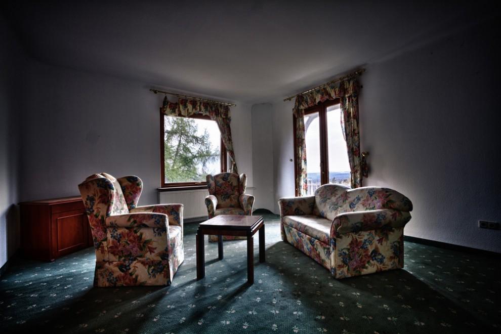 Abandoned Hotel 3