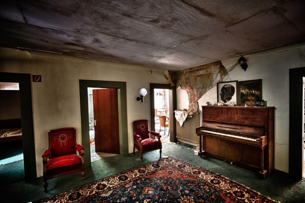Abandoned Hotel 8