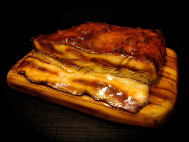 Bacon Slab Cake