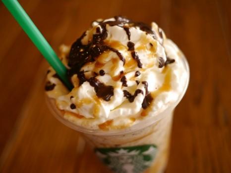 Caramel Mocha Chip Frappuccino
