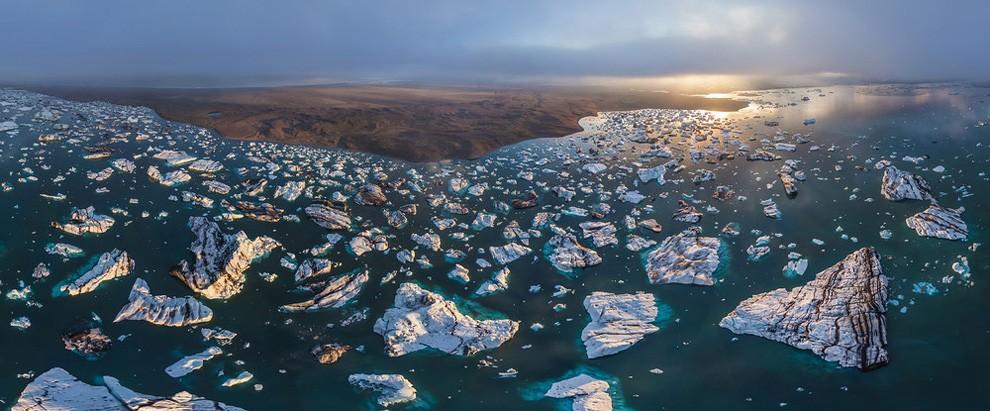 Coast of Iceland