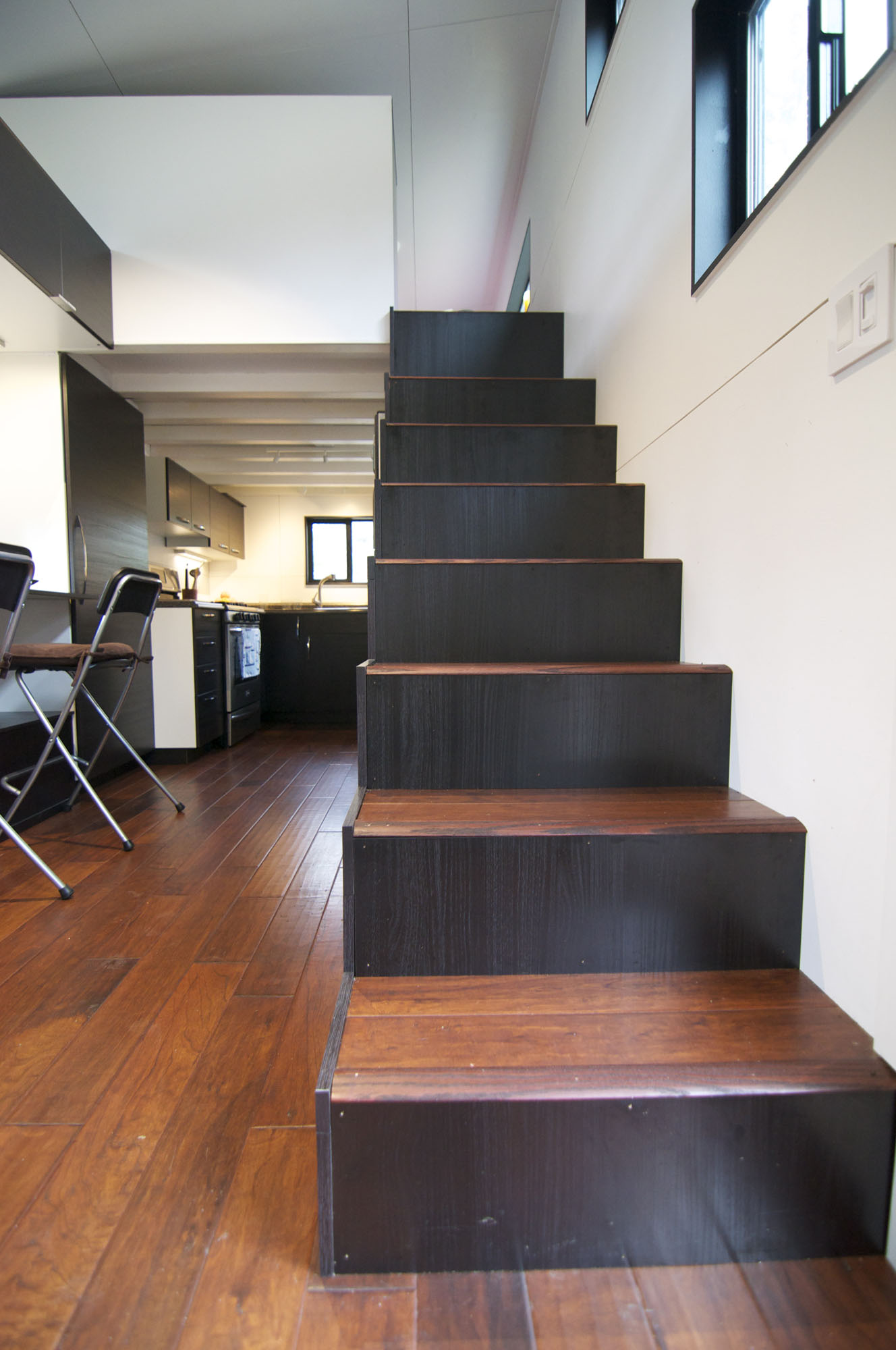 Compact Stairs