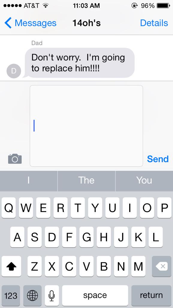 Dad Reaction 3